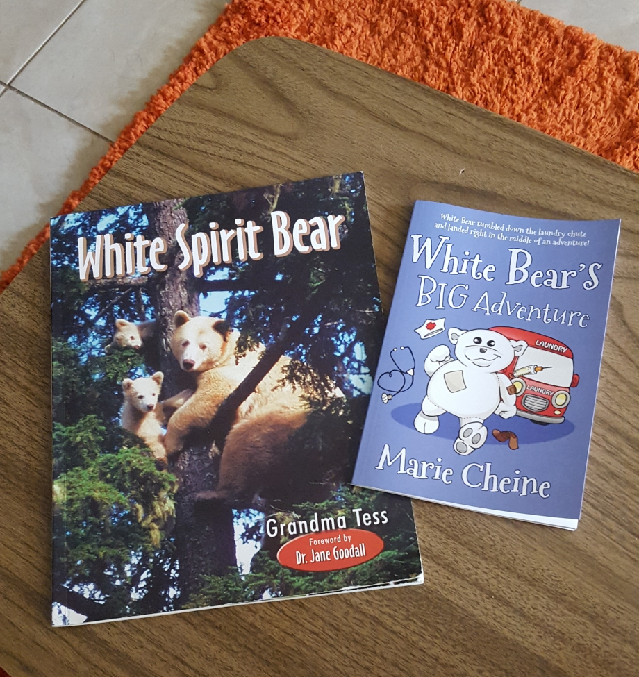 white bear spirit bear web